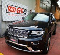 """Elaborazione Jeep Grand Cherokee 3.0 crd """"Tutto confermato"""""""