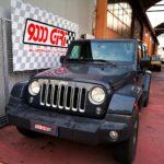 """Elaborazione Jeep Wrangler Jk 2.8 Crd Unlimited """"IL mugugno"""""""