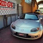 """Elaborazione Mazda Mx 5 """"Zingara"""""""
