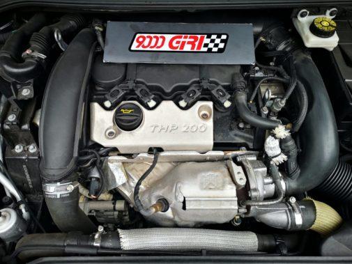 Peugeot Rcz 1.6 Thp powered by 9000 Giri
