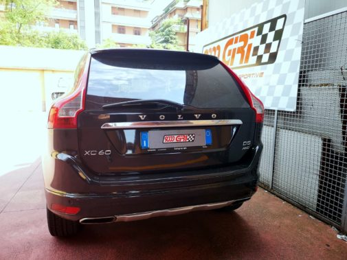 Volvo Xc 60 2.4 D5 td powered by 9000 Giri