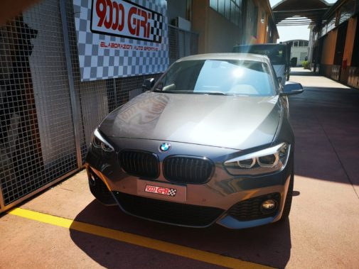Bmw 120i powered by 9000 Giri