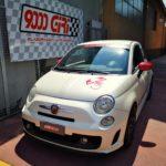 """Elaborazione Fiat 500 Abarth SS """"Il satanasso"""""""