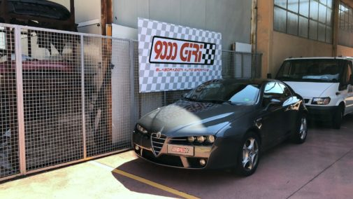 Alfa Romeo Brera 2.4 jtdm powered by 9000 Giri