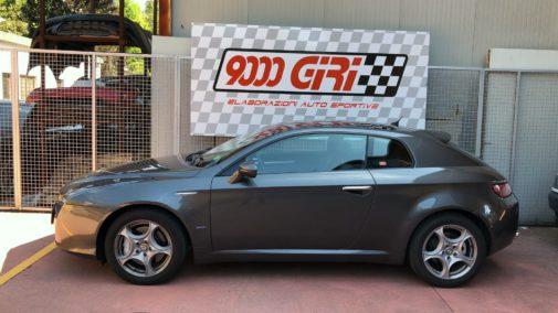 Alfa Romeo Brera 2.4 jtdm powered by 9000 Giri