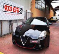 """Elaborazione Alfa Romeo Giulietta 1.6 jtdm """" La variante della Roggia"""""""