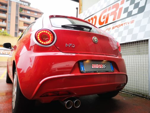 Alfa Romeo Mito 1.4 16v powered by 9000 Giri