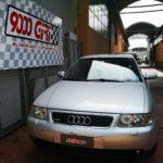 """Elaborazione Audi 1.8 Turbo """"Digital"""""""