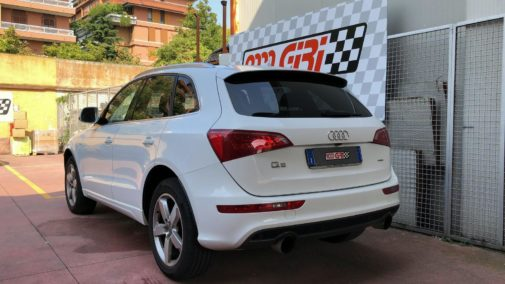 Audi Q5 2.0 tfsi powered by 9000 Giri