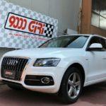 "Elaborazione Audi Q5 2.0 tfsi ""My life is going on"""