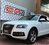 "Elaborazione Audi Q5 2.0 tfsi ""My life is going on"""