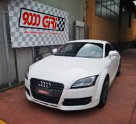 "Elaborazione Audi TT 2.0 Tfsi ""Rivoluzione copernicana"""