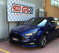 """Elaborazione Ford Focus St """"Portentosa"""""""