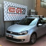 "Elaborazione Vw Golf VI 2.0 Tdi ""Folle idea"""