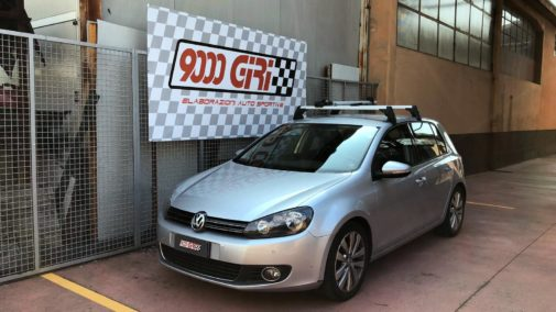 Golf VI 2.0 Tdi powered by 9000 Giri