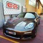 """Elaborazione Porsche Panamera 3.0d """"La valle delle piramidi"""""""