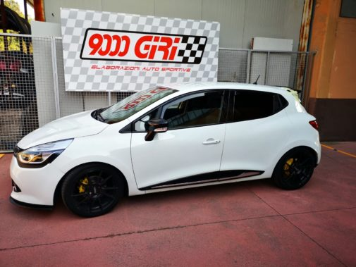 Renault Clio 0,9 turbo powered by 9000 Giri