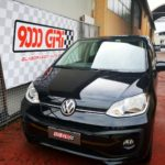 "Elaborazione Vw Up ""Up & Down"""