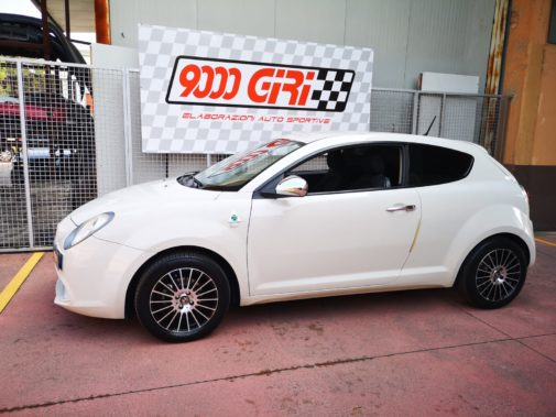 Alfa Mito 1.4 78 cv powered by 9000 Giri