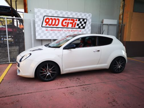 Alfa Mito 1.4 78cv powered by 9000 Giri