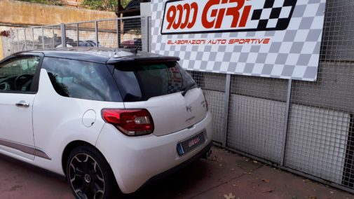 Citroen Ds3 1.6 Thp powered by 9000 Giri