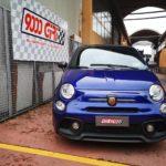 """Elaborazione Fiat 500 Abarth 595 """"Tornado"""""""
