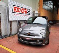 """Elaborazione Fiat 500 Abarth 595 """"X-Factor"""""""