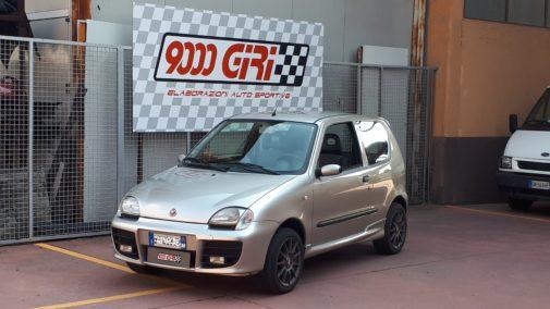 Fiat 600 Sporting powered by 9000 Giri