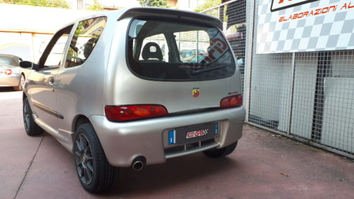 Fiat 600 Sporting powered by 9000 Giri