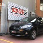 """Elaborazione Ford Fiesta 1.2 16v """"Il ritmo della notte"""""""