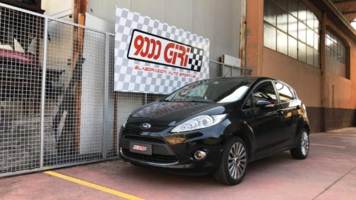 Ford Fiesta 1.2 16v