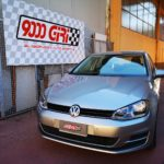 "Elaborazione Vw Golf VII 1.6 Tdi ""Takeaway"""