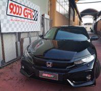 """Elaborazione Honda Civic 1.5 V-Tec """"Il vuteccaro"""""""