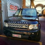 """Elaborazione Land Rover Discovery 3.0 Sdv6 """"Turbata"""""""