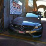 "Elaborazione Mercedes C 250 cdi ""Family feeling"""