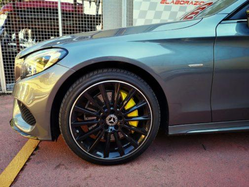 Mercedes C 250 cdi 4matic powered by 9000 Giri