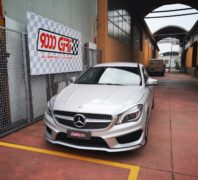 "Elaborazione Mercedes Benz Cla 220 cdi ""Alpi Eagle"""