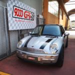 "Elaborazione Mini Cooper R50 ""Liberty Media"""
