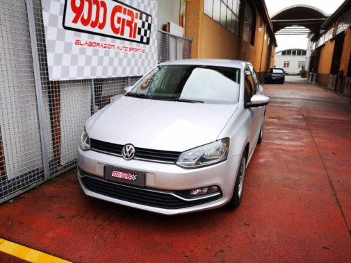 Vw Polo 1.2 16v powered by 9000 Giri