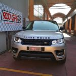 "Elaborazione Range Rover Sport ""Magic night"""