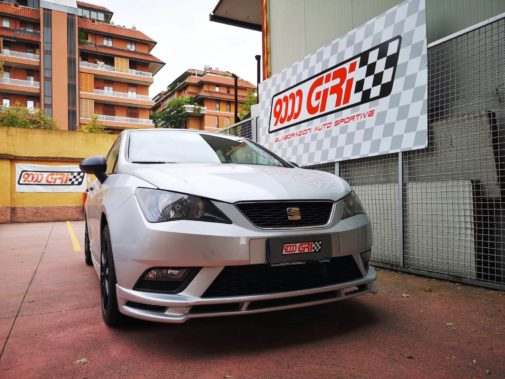 Seat Ibiza 1.2 16v powered by 9000 Giri