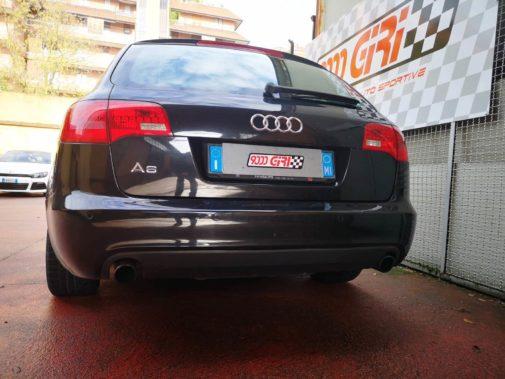 Audi A6 Avant 3.2 V6 powered by 9000 Giri