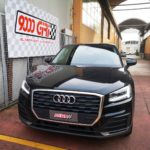 "Elaborazione Audi Q2 1.6 tdi ""Taki Taki rumba"""