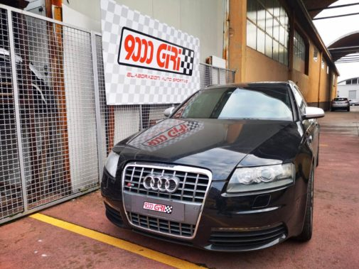 Audi S6 Avant V10 powered by 9000 Giri