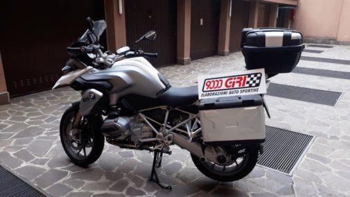 Bmw R1200gs powered by 9000 giri