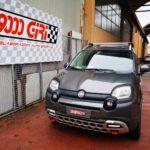 """Elaborazione Fiat Panda 1.3 Mjet """"Offshore"""""""