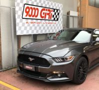"Elaborazione Ford Mustang 2.3 Ecoboost ""Baby boom"""