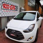"Elaborazione Hyundai Ix20 crdi ""Wireless"""