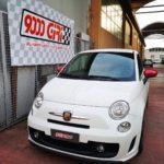 """Elaborazione Fiat 500 Abarth """"Stazione spaziale"""""""
