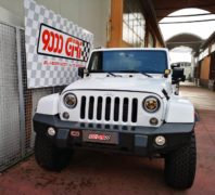 "Elaborazione Jeep Wrangler Jk 2.8 Crd ""Traffic limit"""